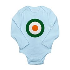 Ireland Roundel 1922-1923 Long Sleeve Infant Bodys