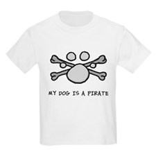 My Dog Is A Pirate T-Shirt