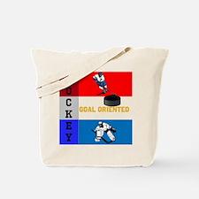 Goal Oriented Tote Bag