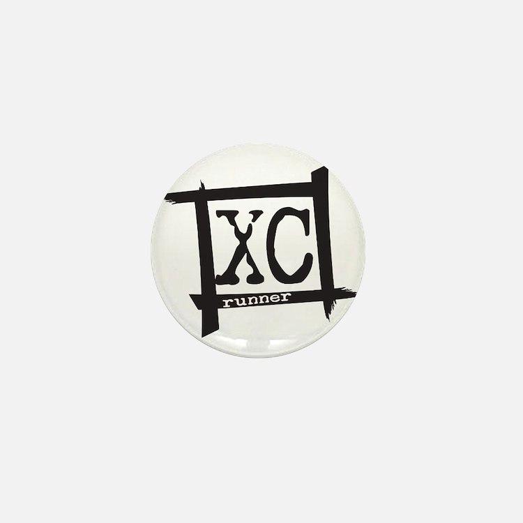 XC Runner Mini Button (10 pack)