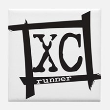 XC Runner Tile Coaster