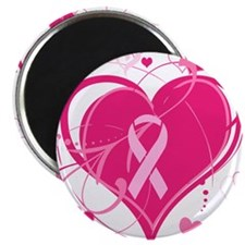 """Run With Heart 2.25"""" Magnet (100 pack)"""