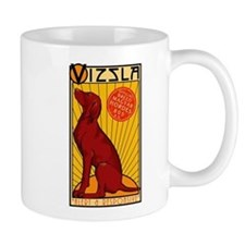 Vizsla One Small Mug