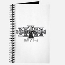Hell N' Back Skulls Bandits C Journal