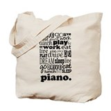 Accompanist Canvas Bags