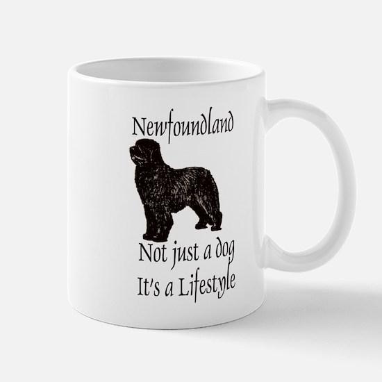 Newfoundlands It's A Lifestly Mug