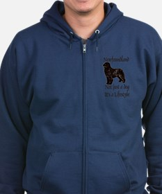 Newfoundlands It's A Lifestly Zip Hoodie
