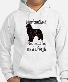 Newfoundlands It's A Lifestly Hoodie