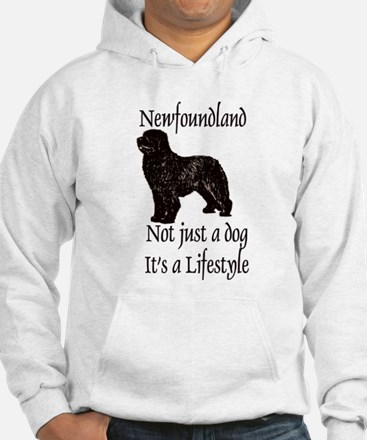 Newfoundlands It's A Lifestly Jumper Hoody