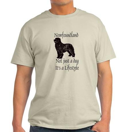 Newfoundlands It's A Lifestly Light T-Shirt