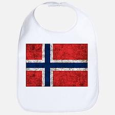 Norway Grunge Bib