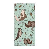 Otter Beach Towels