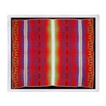 Indian Design-H1ab Throw Blanket