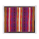 Indian Design-H1bb Throw Blanket