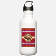 Indian Design-03a Water Bottle