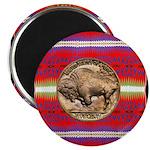 Indian Design-03a Magnet