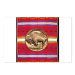 Indian Design-03a Postcards (Package of 8)