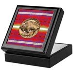 Indian Design-03a Keepsake Box