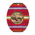 Indian Design-03a Ornament (Oval)