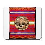 Indian Design-03a Mousepad
