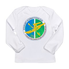 Starfleet Academy Kayak Club Long Sleeve Infant T-