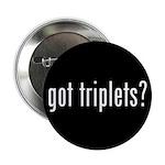 got triplets? Button