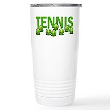 Tennis (e) Travel Mug