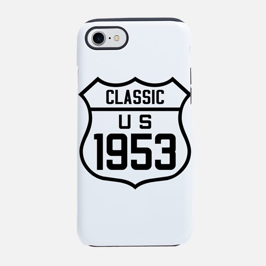 Classic US 1953 iPhone 7 Tough Case