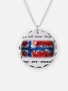 Unique War on terror Necklace