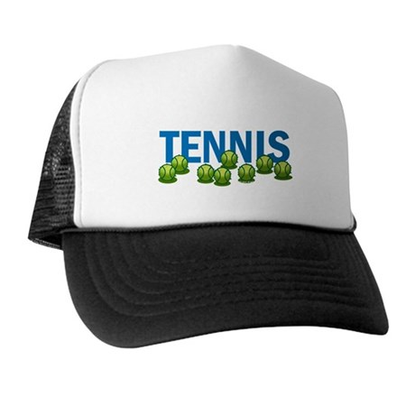 Tennis (f) Trucker Hat