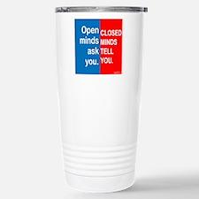 Open Mind Travel Mug