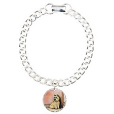 Cairn Terrier Painting Bracelet