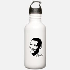 OBAMA SHOPS: Water Bottle