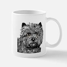 Cairn Terrier Toto Face Mug