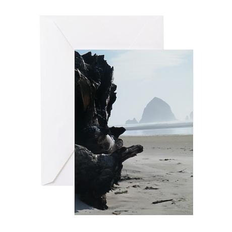 Haystack Rock Greeting Cards (Pk of 10)