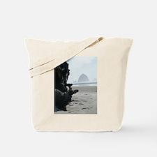 Haystack Rock Tote Bag