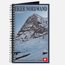 The Eiger and Train Journal