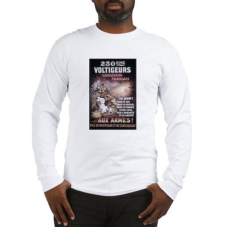 Aux Armes Long Sleeve T-Shirt