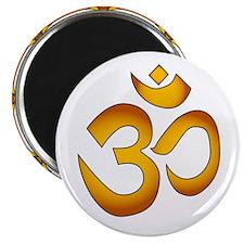 """Unique Ganesh 2.25"""" Magnet (10 pack)"""