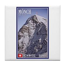The Mönch Tile Coaster