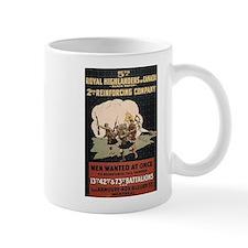 ww1blackwatch Canada Mugs