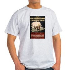 ww1blackwatch Canada T-Shirt
