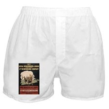 Cute Air force uncle Boxer Shorts