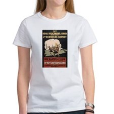 Unique Royal marines Tee
