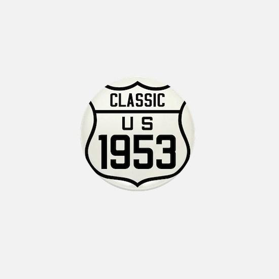 Classic US 1953 Mini Button