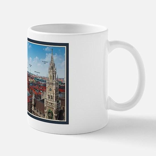 Munich Cityscape Mug