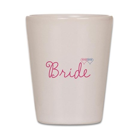 Bride Wedding Set 1 Shot Glass