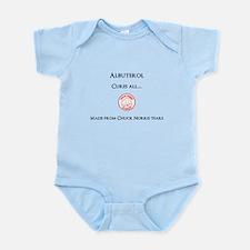 Albuterol cures all... Infant Bodysuit