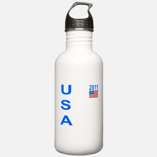 USA 2011 Water Bottle