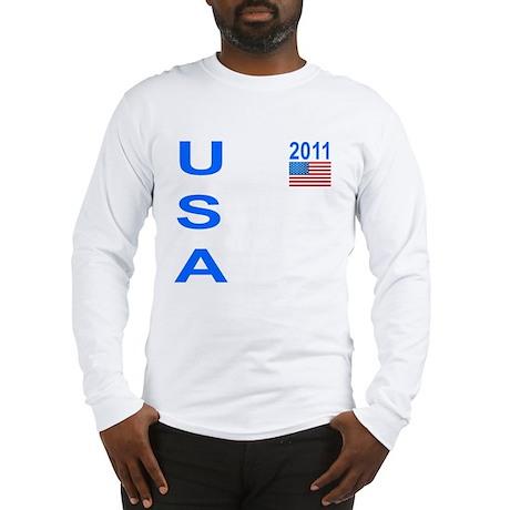 USA 2011 Long Sleeve T-Shirt
